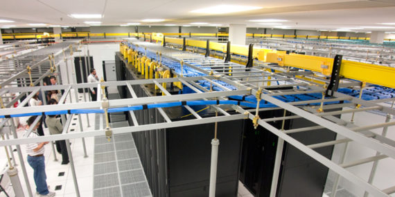 Project Award – Data Centres